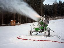 一般的な人工降雪機